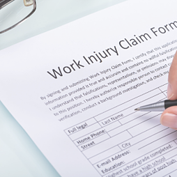 HubSpot Featured Image_Work Injury Claim Form (1)
