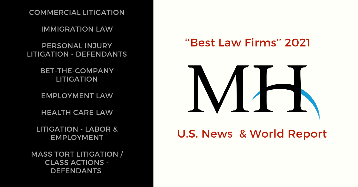 LI - Best law Firm 2021